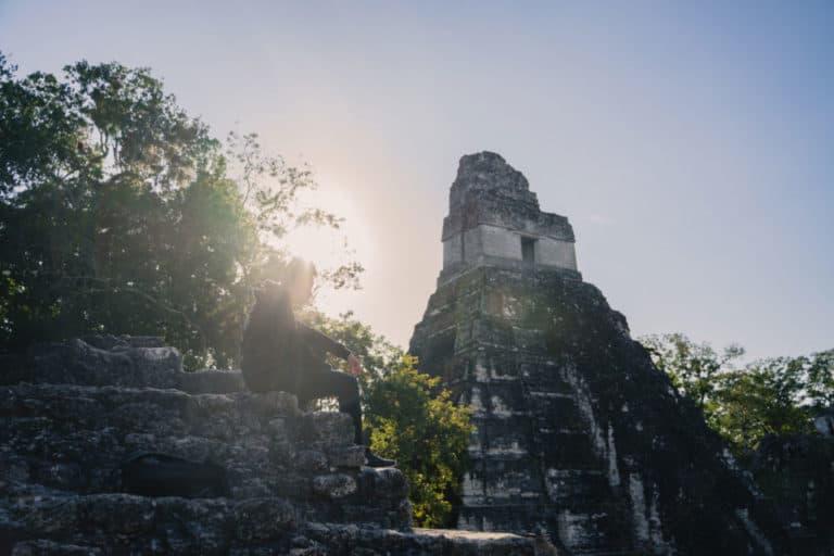 Explore Tikal Mayan Ruins: Camping & More!