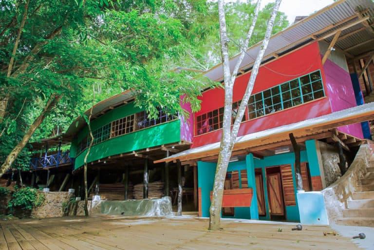 The Best Hostel in Semuc Champey: Greengo's Hostel