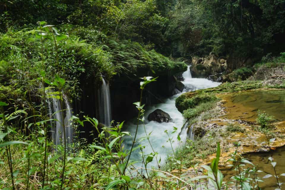 Semuc-Champey Guatemala