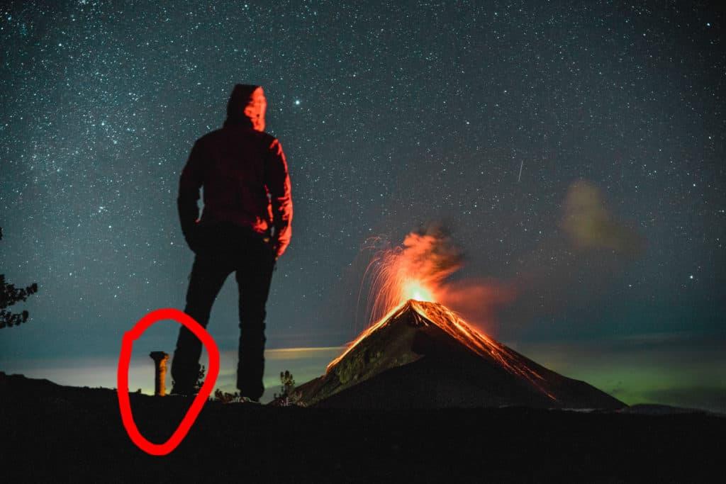 Acatenango-Volcano-photoshop 1