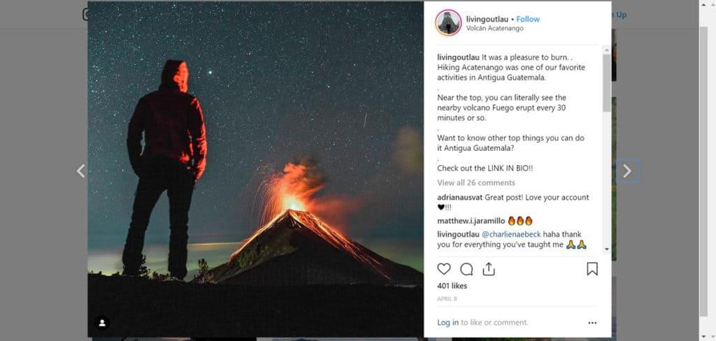 Volcano-Acatenango-Instagram