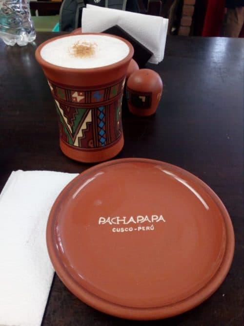 Chicha de Jora Peruvian Drinks