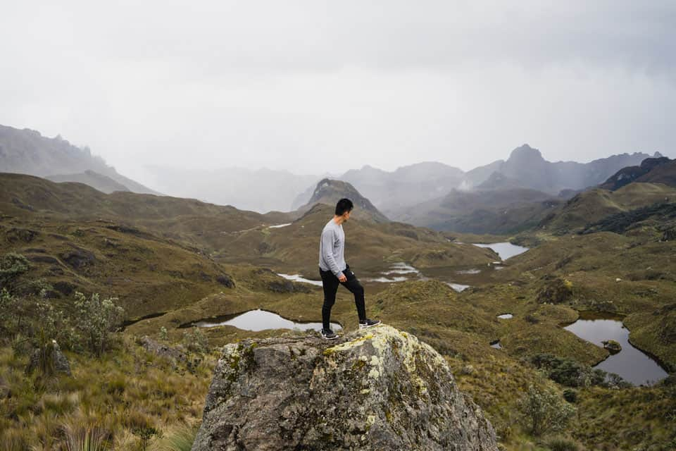 Guide to Hiking Cajas National Park in Ecuador