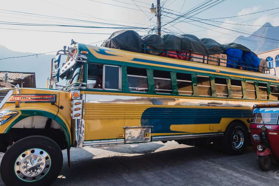 How To Get From Guatemala City Airport To Antigua: 5 SAFE Ways