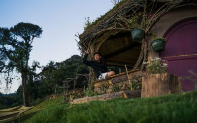 Our Experience at Hobbitenango Antigua: A Hobbit-Inspired Eco-Lodge in Guatemala