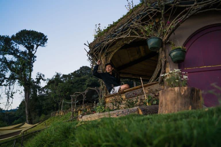 Our Experience at Hobbitenango Antigua: A Hobbit-Inspired Eco-Lodge in Guatemala