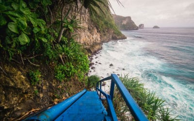 3 Places You Must See in Nusa Penida and How to Get There!!!