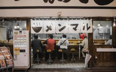 6 BEST Ramen Restaurants in Kyoto
