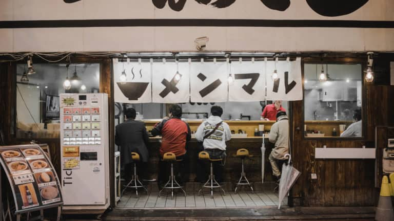 6 BEST Ramen Restaurants in Kyoto