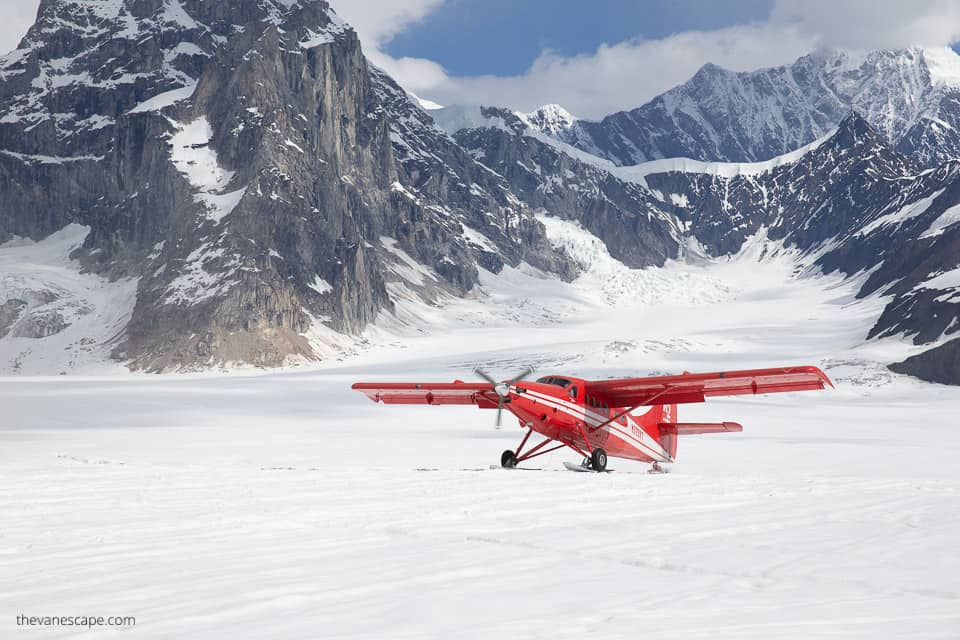 Flightseeing Denali