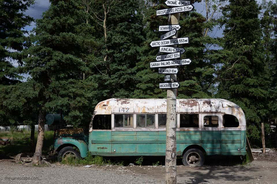 Denali the magic bus