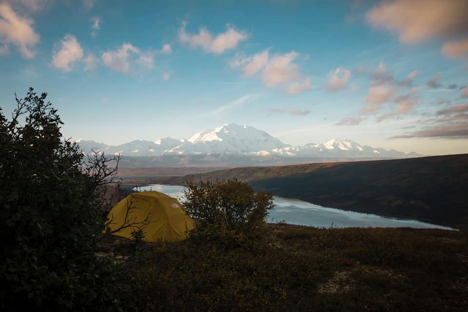 Denali-Camping