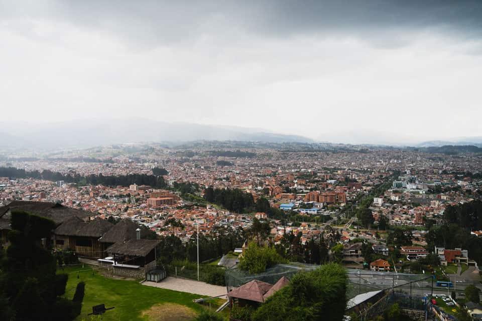 Cuenca Ecuador to Mancora Peru: Crossing the Border with Night Bus