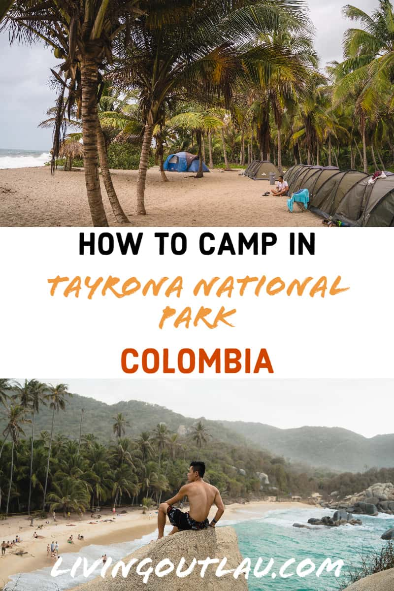Camping-in-Tayrona-National-Park-Colombia-Pinterest