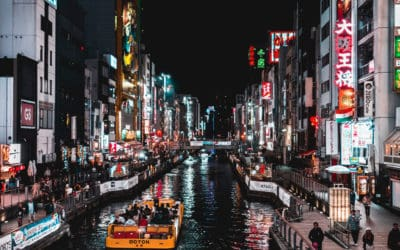 13+ UNIQUE Things To Do In Osaka At Night