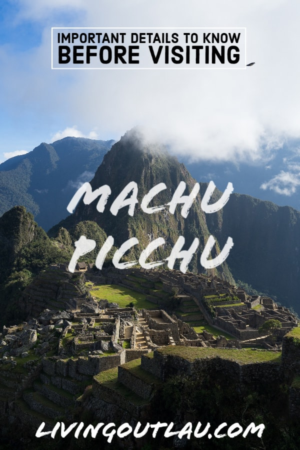 Machu Picchu Travel Guide And Tips