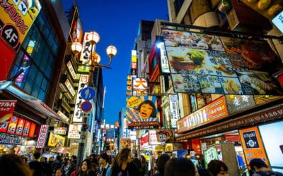 One Day in Osaka Itinerary: The Best Of Osaka