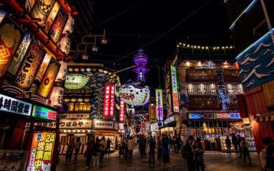 9 BEST Hostels In Osaka, Japan For Every Type of Traveler!