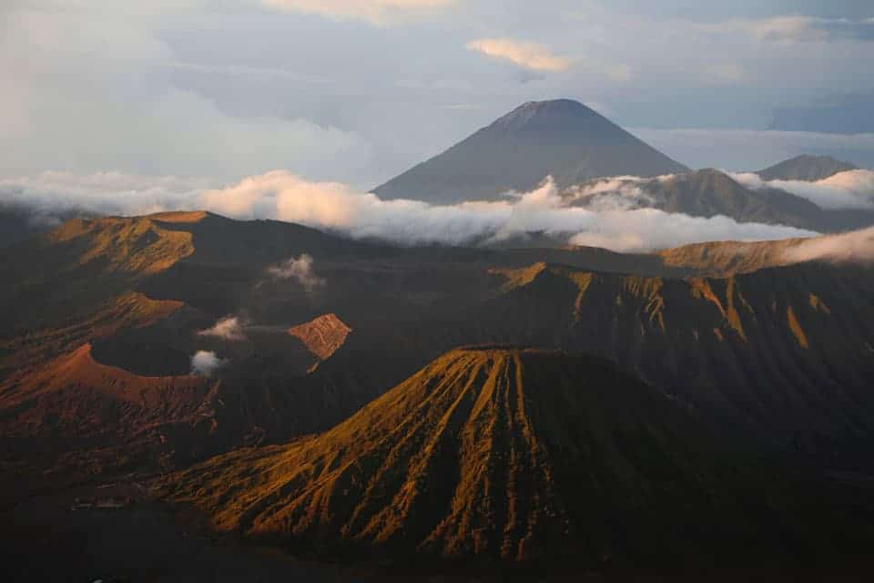 Mount-Bromo-East Java Itinerary