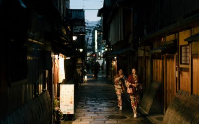 14 FUN Things To Do In Kyoto At Night