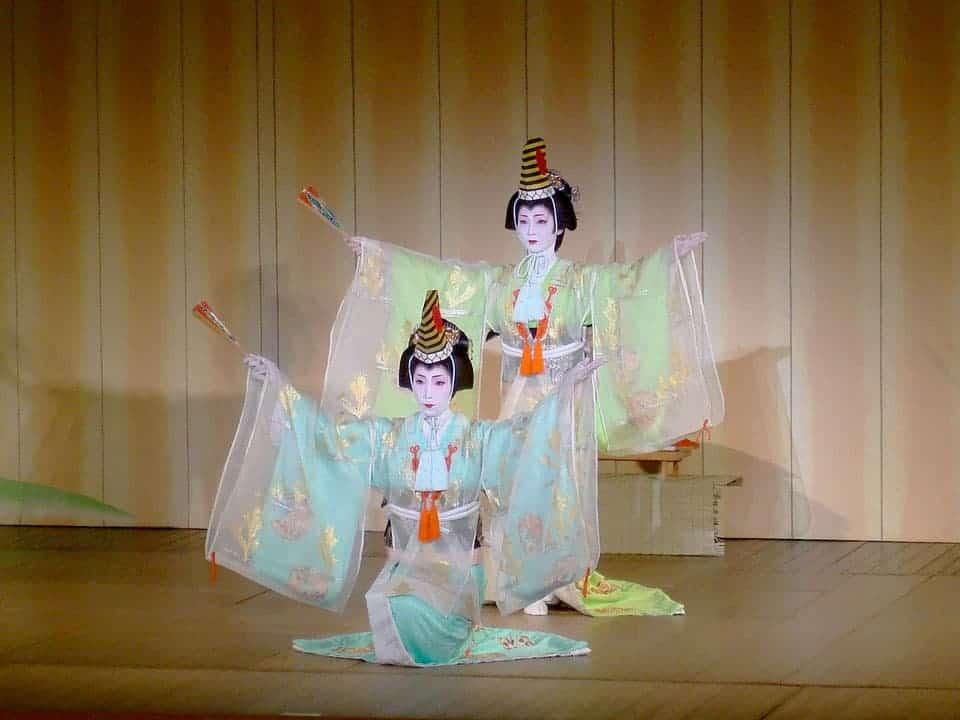 Geisha Kyoto Night Activities