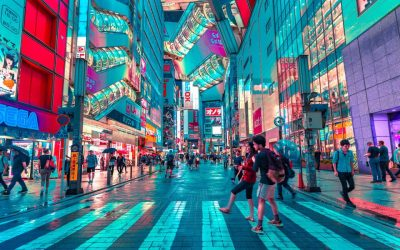 The PERFECT 5-Day Tokyo Itinerary: The Best of Japan