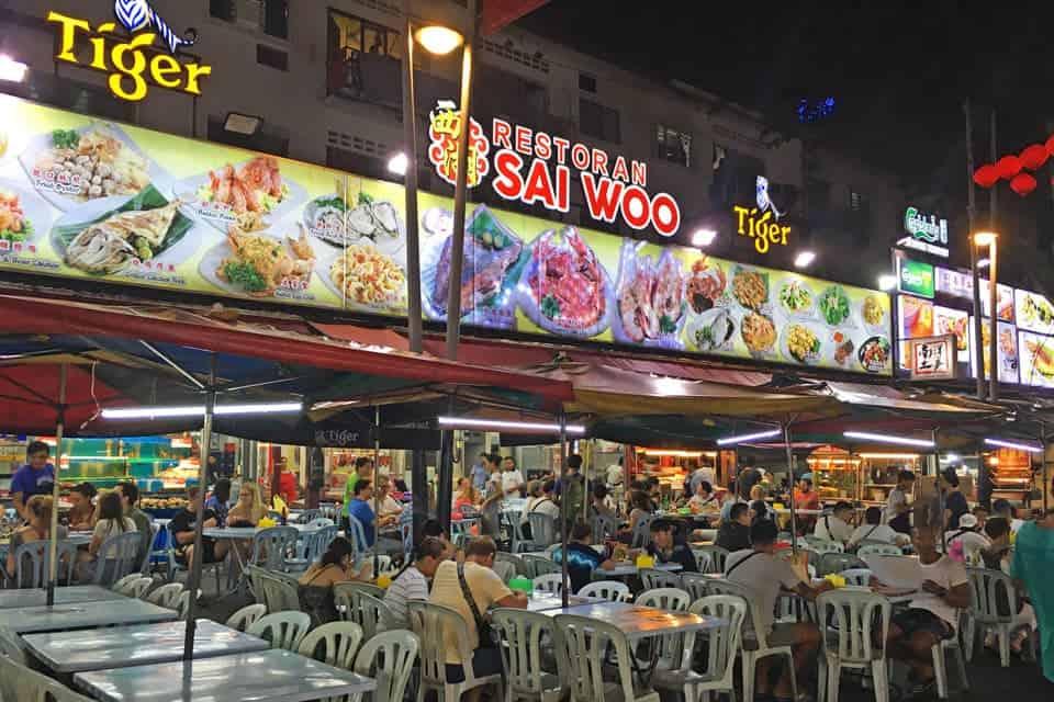 Jalan-Alor-Hawker-Stall-Food-Street-Kuala-Lumpur-Sai-Woo