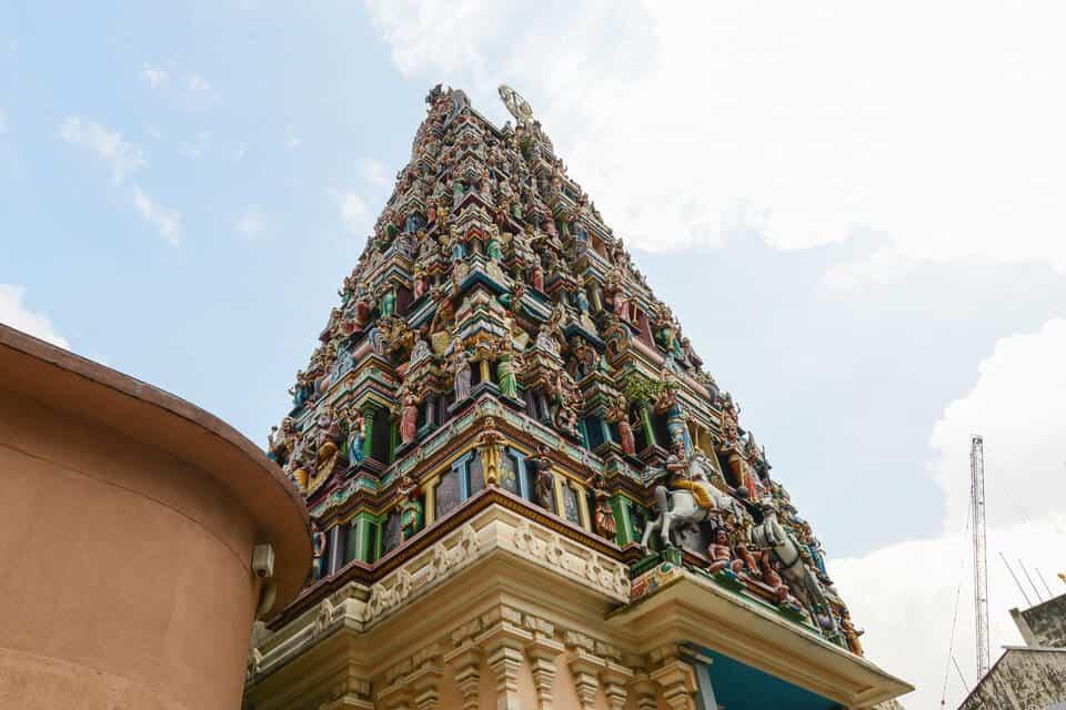 Temples In Kuala Lumpur