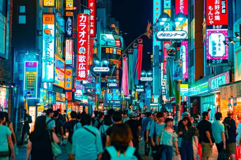 17 FUN Things To Do In Tokyo At Night