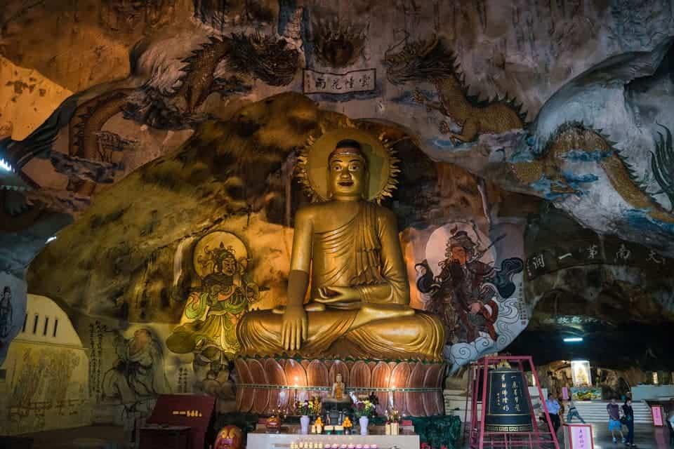 Perak-Tong-Cave-Temple-Ipoh Famous Place