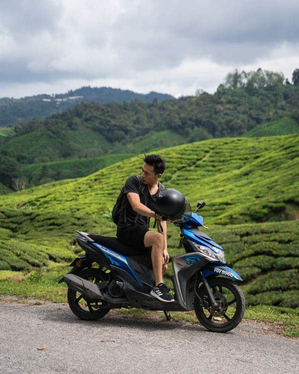 Getting-Around-Cameron-Highlands