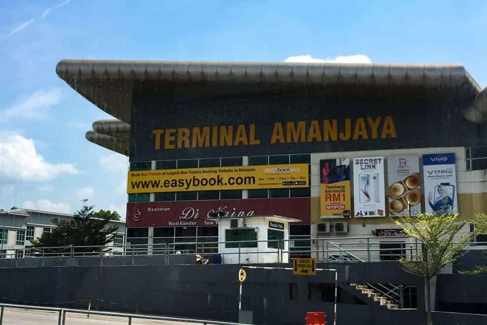 Terminal-Amanjaya-Ipoh