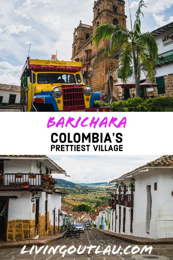 Barichara-Colombia-Travel Pinterest