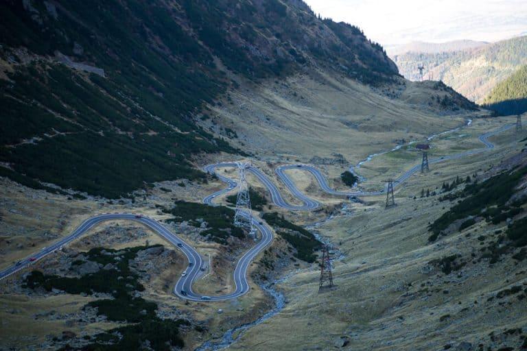 Driving-in-Romania-Transfagarasan