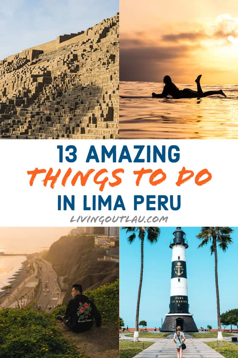 Things To Do in Miraflores Lima Peru Pinterest