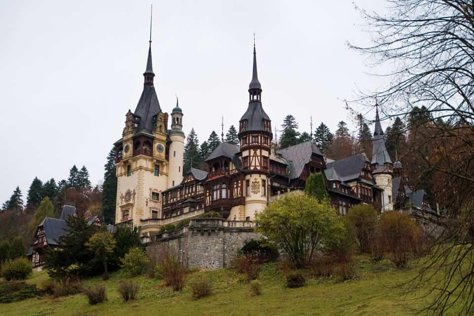 Peles-Castle-Sinaia