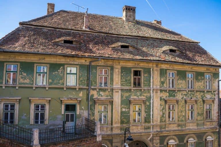 Sibiu-Romania-Buildings