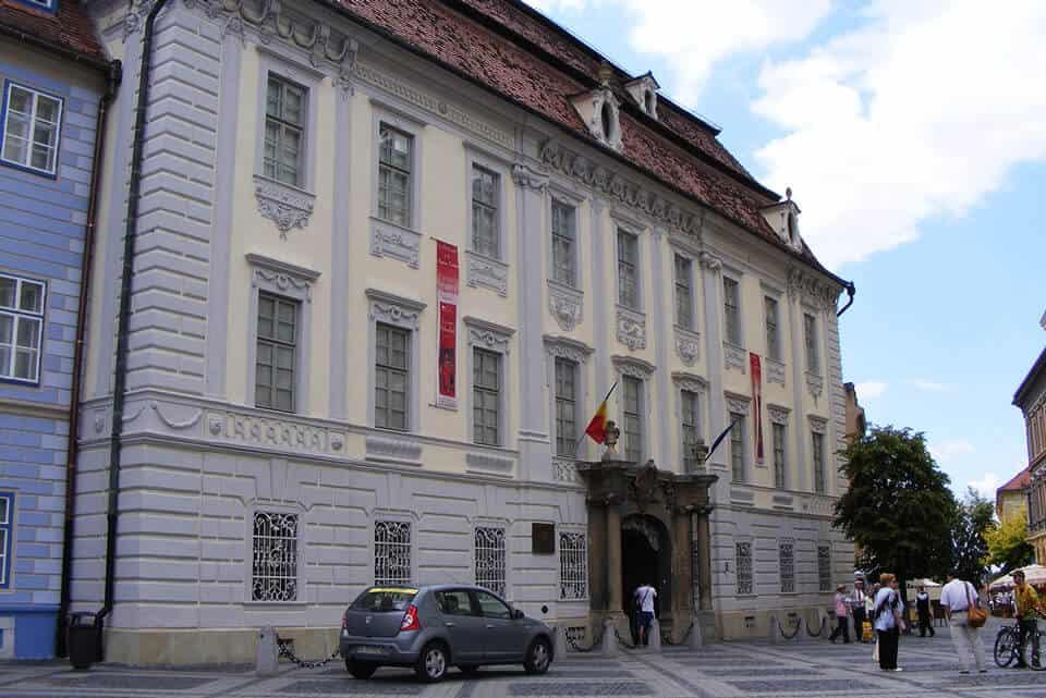 Brukenthal-National-Museum-Sibiu