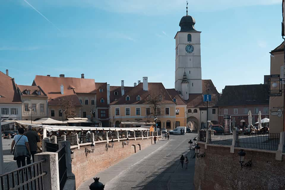 Little-Square-Sibiu