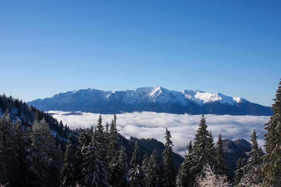 Poiana-Brasov-Romania