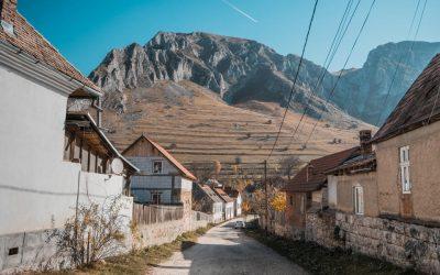 Hiking Piatra Secuiului In Rimetea, The Most Beautiful Village in Romania