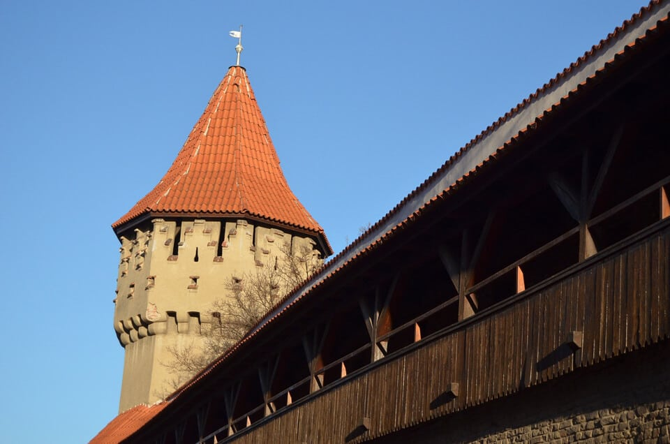 Sibiu-City-Wall-Fortification