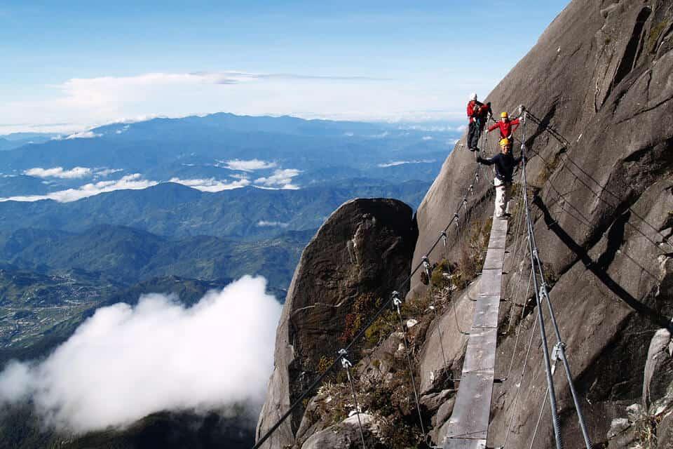Via-Ferrata-Mount-Kinabalu