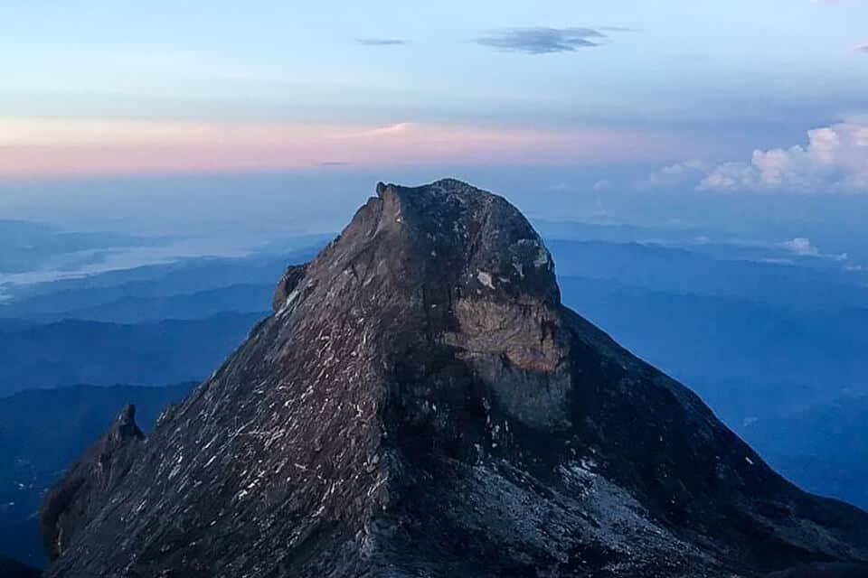 Views-of-Low's-Peak-Mount-Kinabalu