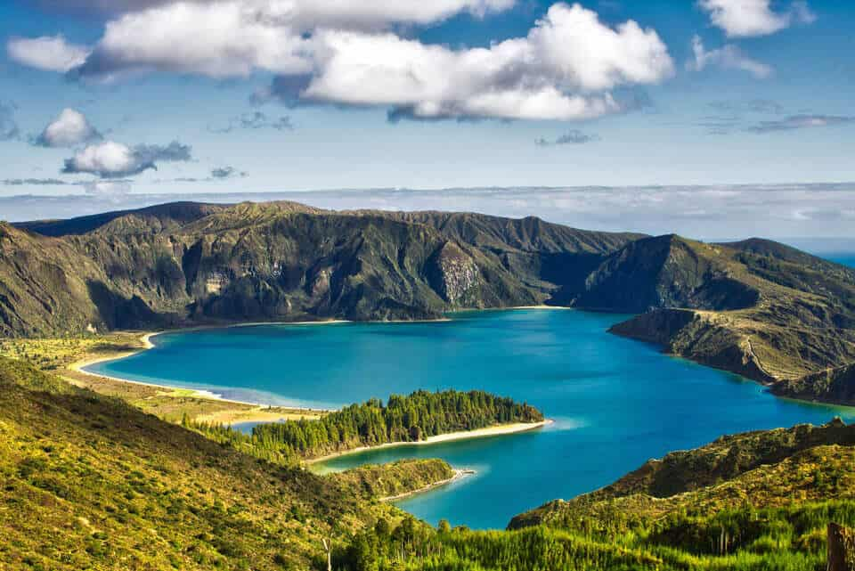 Sao Miguel Azores Best Place for Winter Sun In January