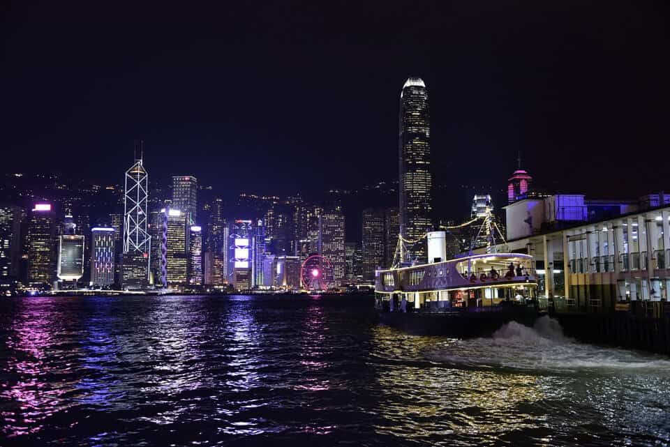 Star-Ferry-Hong-Kong-By-Night