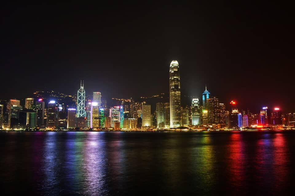 Victoria-Harbour-Hong-Kong-Skyline-Night-View