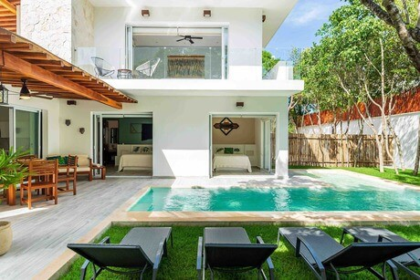Airbnbs In Tulum With Infinity Pool