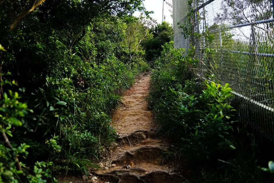 Ap Lei Chau Hiking Trail 1