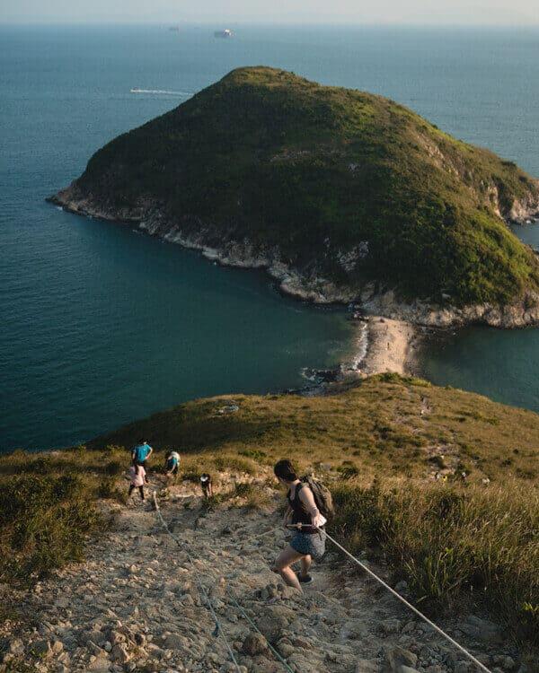 Ap Lei Chau Mountain